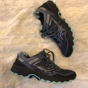Saucony Excursion TR Trail Running Shoes - 7.5